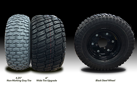 Low Profile Tires & Wheels