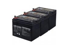 36 Volt Battery Kit