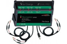 36V 6Amp 3 Bank battery charger