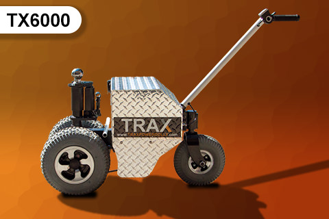 Trax Trailer Dollies Walk Behind Powered Trailer Movers